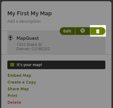 How to delete your My Maps – MapQuest | Help Google Mapquest Driving Directions Maps Download on mapquest canada only, mapquest ok, mapquest for directions, mapquest walking directions, mapquest from home address, maps google, mapquest step by step directions, mapquest dothan, mapquest classic, mapquest open, mapquest satellite google, mapquest mcminnville oregon, mapquest directions by car, mapquest full screen, mapquest miles between cities, mapquest santa rosa ca, mapquest my places google, mapquest davidson nc, mapquest between two points, mapquest road atlas,